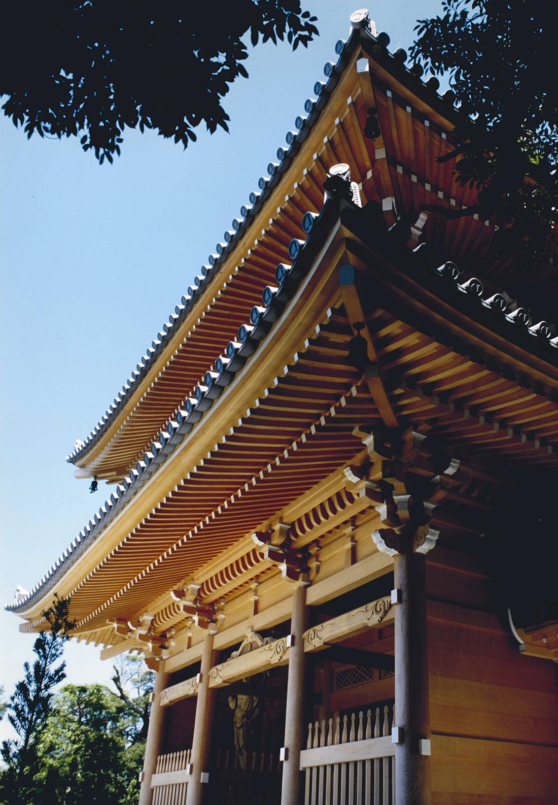 西見寺 外観